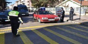 Trafik İhlallerine Ceza Yağdı