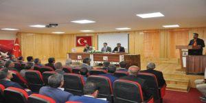 Bulanık'ta Köylere Hizmet Götürme Birliği'nin Olağan Genel Kurul Seçimi Yapıldı