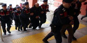 DEAŞ zanlıları tutuklandı