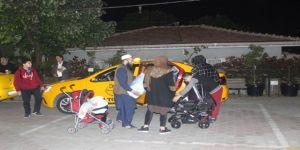 Esenyurt'ta Tahliye Edilen Vatandaşlar Pansiyonlara Yerleştirildi