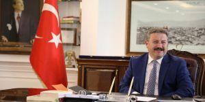"""Melikgazi Belediye Başkanı Dr. Mustafa Palancıoğlu, """"Melikgazi Belediyespor Voleybol Takımı Türkiye Yarı Final Karşılaşmalarında Oynayacak"""""""
