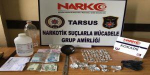 Uyuşturucudan 15 kişi tutuklandı