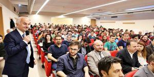 """GTÜ'de """"İş Birliği Zirvesi"""" yapıldı"""