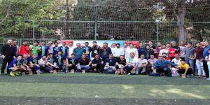 Sağlık-sen İzmir 2 No'lu Şube'nin Futbol Turnuvası Tamamlandı