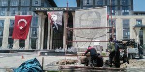 Takdirname Anıtı Kütahya Belediyesi'nde