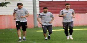 Adanaspor'da Altınordu Maçı Hazırlıkları Başladı