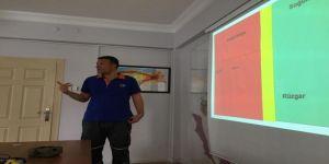 Kırşehir'de, Arama Kurtarma Ekibine 'Acil Müdahale Eğitimi' Verildi