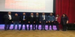 """Binali Yıldırım Üniversitesinde """"İngiliz Arşiv Belgelerine Göre İngiltere'nin Kürt Politikası"""" Adlı Konferans Düzenlendi"""