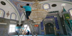 Ramazan Öncesi Büyükçekmece'nin Tüm Camileri Temizleniyor