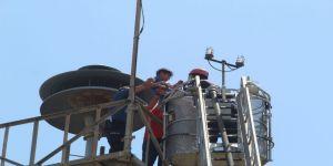 Antalya'da İlkokulda Korku Dolu Anlar
