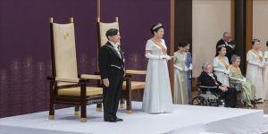 Yeni Japon imparatoru Naruhito, törenle görevi devraldı