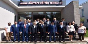 Koruma Kurulu Adana İçin Birlik Oldu