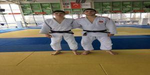 Osmaniyeli Judocular Türkiye'yi Temsil Edecek