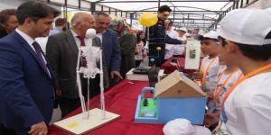 Seydişehir'de Tübitak Bilim Fuarı Açıldı