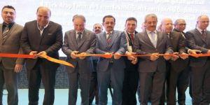 Türk-arap Gıda Ve Gıda Teknolojileri Fuarı'na Araplar'dan Büyük İlgi