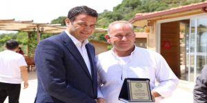 Kaş'ta Esnafa Ahde Vefa Ödülü