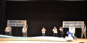4. Biga Çocuk Olimpiyatları Başladı