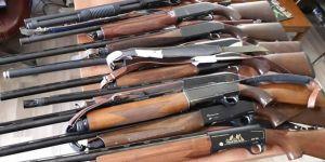 El Konulan 9 Tüfek İhale İle Satıldı