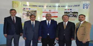 Malatya'da Tübitak 4006 Bilim Fuarı Yapıldı