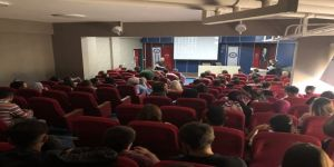 Madde bağımlılığı semineri