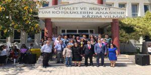 İl Milli Eğitim Müdürü Töre'den Datça'ya Eğitim Öğretim Ziyareti