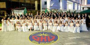 Gaziantep Kolej Vakfında 2019 Mezunlarına Muhteşem Balo