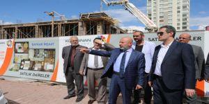 """Başkan Çolakbayrakdar: """"Şehri Geleceğe Hazırlayıp Yeni Bir Kocasinan İnşa Ediyoruz"""""""