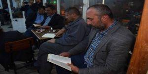 'Köyde Zaman Durdu Kitap Okundu'