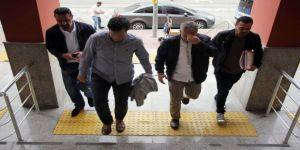 Kocaeli Merkezli Fetö Operasyonunda Gözaltına Alınan Şahıslar Adliyede