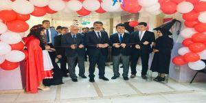 Kurtalan'da Geleneksel Yıl Sonu Sergisi Açıldı