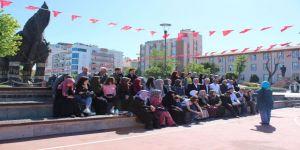 Şehit Aileleri, Tarihi Zenginlikleri Çanakkale Gezisi İle Yerinde Gördü