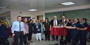 Aydın'da Ebe Ve Hemşireler Haftası Kutlandı