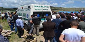 Baraj Faciasında Ölen İşçi Son Yolculuğuna Uğurlandı