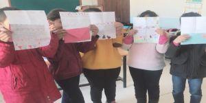 Bozyazılı Öğrenciler İle Doğubayazıt'taki Askerler Mektup Arkadaşlığında Buluştu