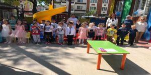Biga Ticaret Borsası Anaokulu'nda Anneler Ve Süt Günü