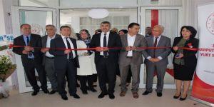 """Elazığ'da """"Kyk Kültür Sanat Sokağı """" Sergisi Açıldı"""