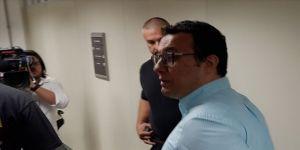 FETÖ üyesi Ali Sipahi Brezilya mahkemesinde sorgulandı