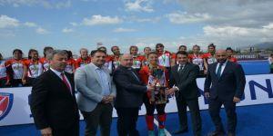 Polisgücü'nün Sultanları Süper Lig Şampiyonu