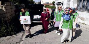 İHH'dan 'Ramazan' yardımları