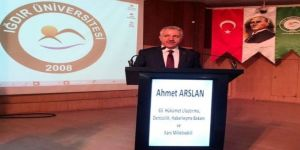 Ahmet Arslan, Karamollaoğlu'na tepki gösterdi