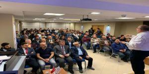 TÜMSİAD Rize Şubesinden 'İletişim ve motivasyon' konferansı