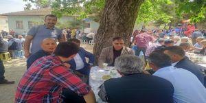 Düzmeşe köyünde Hıdırellez Şenlikleri düzenlendi
