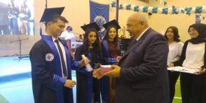 Ayfer-Ceylan Emet Fen Lisesi'nde mezuniyet coşkusu