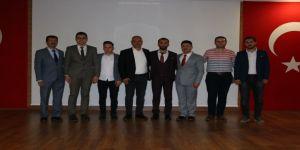 İhlas Vakfı Yozgat Bozok Erkek Öğrenci Yurdunda Mezuniyet Coşkusu