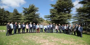 """Turizmde """"4 Mevsim Gaziantep"""" Zamanı"""