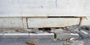 Giriş Katı Çöken Apartmanın İçinden Çekilen Görüntüler Vahameti Ortaya Çıkardı