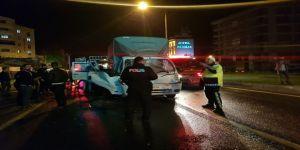 Zincirleme Kazada Can Pazarı: 4 Yaralı