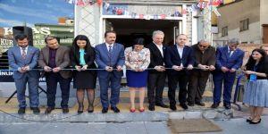 Ucim Erzurum Temsilciliği Çocuk Makasları İle Açıldı
