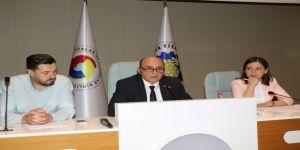 Manisa Tso Nisan Ayı Meclis Toplantısı Yapıldı