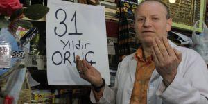 31 yıldır kesintisiz oruç tutuyor